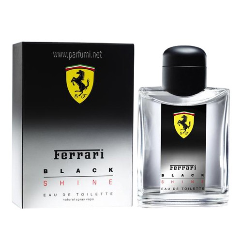 Ferrari Black Shine EDT парфюм за мъже - 125ml