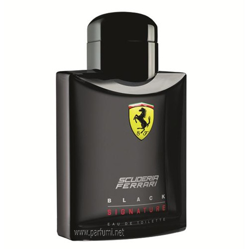 Ferrari Black Signature EDT парфюм за мъже - без опаковка - 125ml