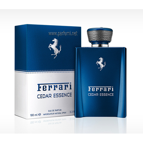 Ferrari Cedar Essence EDP parfum for men - 100ml