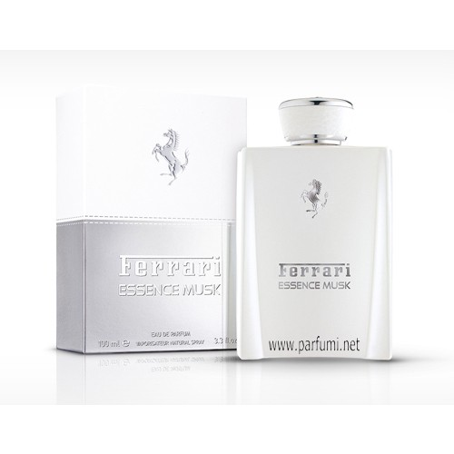Ferrari Essence Musk EDP parfum for men - without package - 100ml
