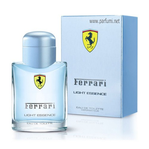 Ferrari Light Essence EDT perfume for men - 125ml