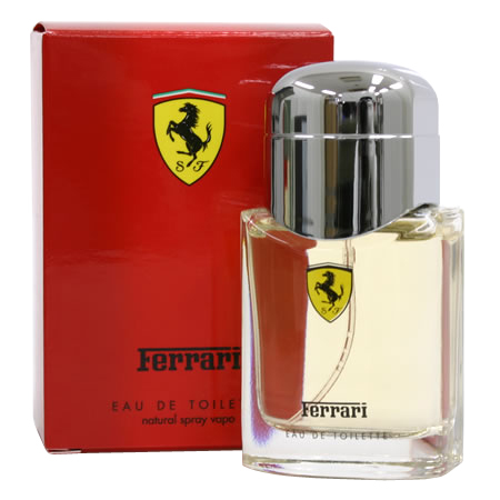 Ferrari Red EDT за мъже - 125ml.