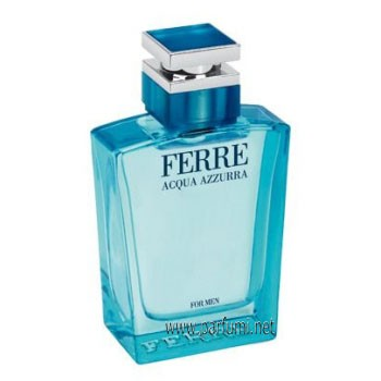 Gianfranco Ferre Acqua Azzurra EDT parfum for men - without package - 100ml
