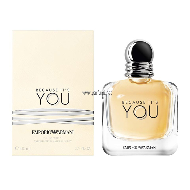 Giorgio Armani Emporio Because Its You EDP парфюм за жени - 100ml.