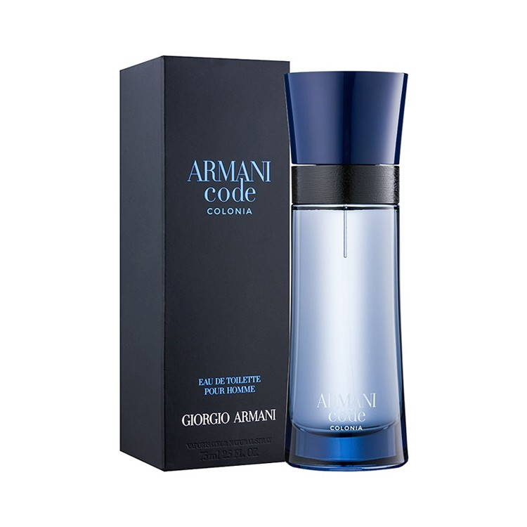 Giorgio Armani Armani Code Colonia EDT parfum for men - 125ml