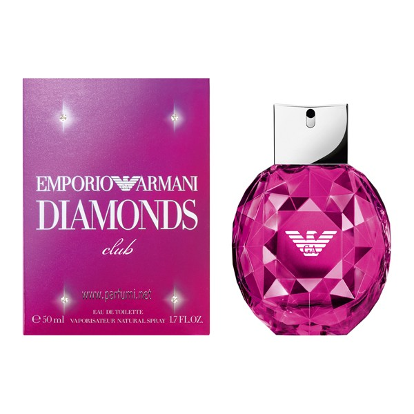 Giorgio Armani Emporio Diamonds Club EDT за жени - 50ml