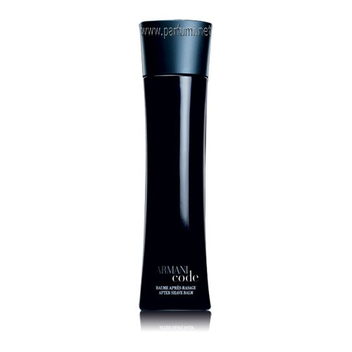 Giorgio Armani Code Aftershave Balsam for men - 100ml