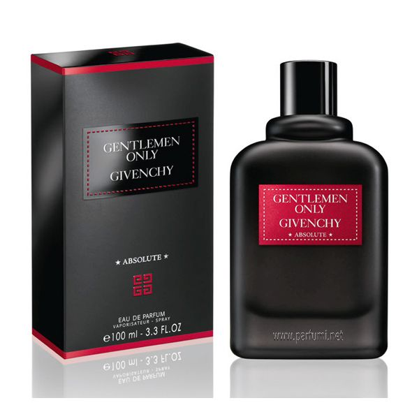 Givenchy Gentleman Only Absolute EDP парфюм за мъже - 100ml
