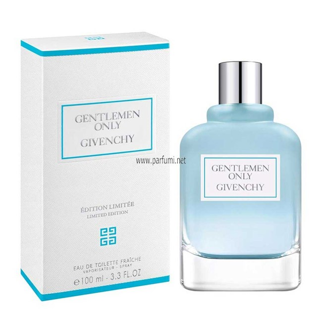 Givenchy Gentleman Only Fraiche EDT парфюм за мъже - 100ml