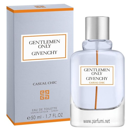 Givenchy Gentlemen Only Casual Chic EDT парфюм за мъже - 50ml