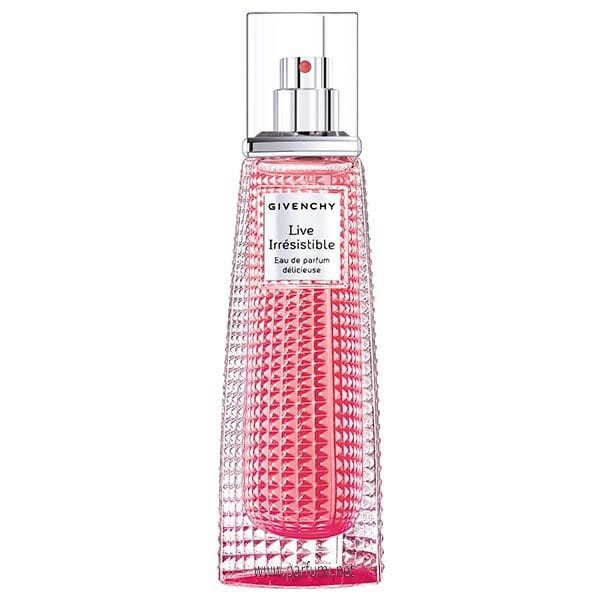 Givenchy Live Irresistible Delicieuse EDP за жени - без опаковка - 75ml