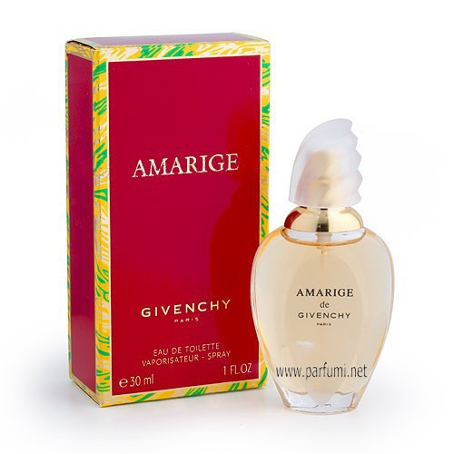 Givenchy Amarige EDT for women - 30ml.