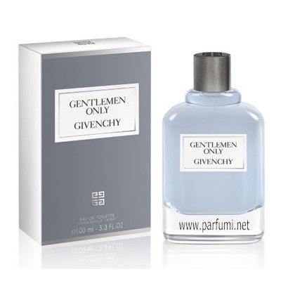 Givenchy Gentleman Only EDT за мъже - 100ml