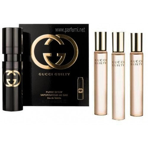 Gucci Guilty EDT парфюм за жени  4 x 15ml
