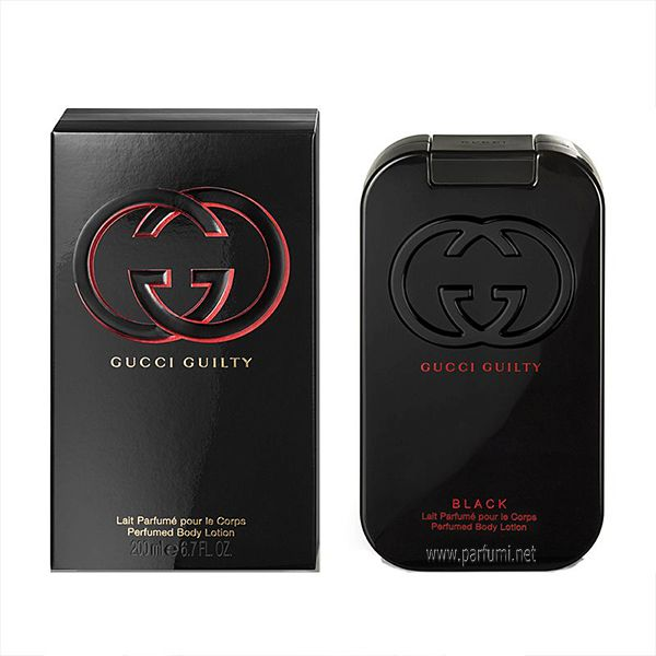 Gucci Guilty Black Body Lotion for women - 200ml