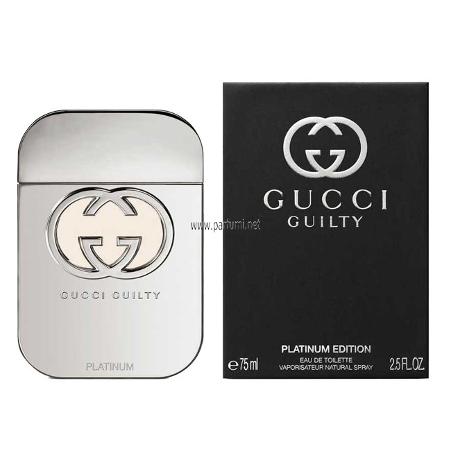 Gucci Guilty Platinum EDT парфюм за жени - 75ml