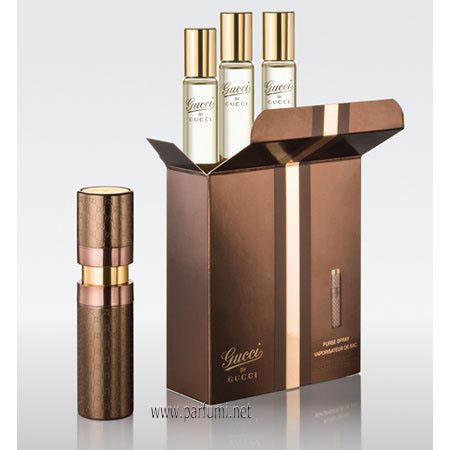 Gucci By Gucci EDP парфюмна вода за жени - 4 x 15ml