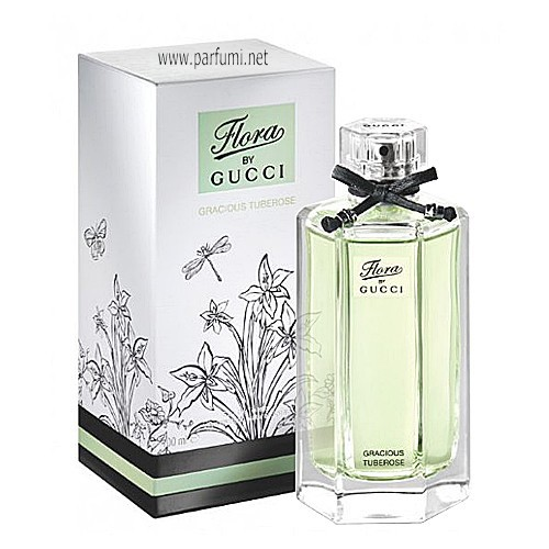 Gucci Flora by Gucci Gracious Tuberose EDT за жени - 100ml
