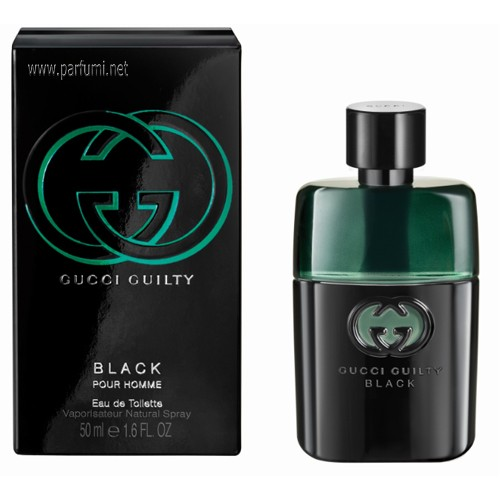 Gucci Guilty Black EDT за мъже - 30ml