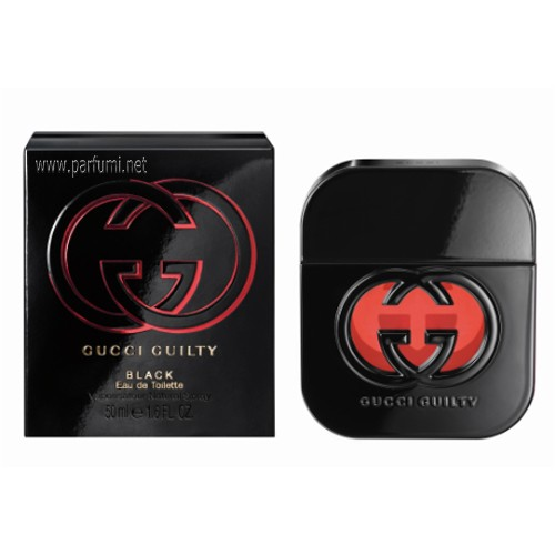 Gucci Guilty Black EDT парфюм за жени - 50ml