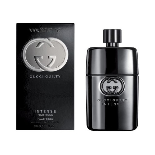 Gucci Guilty Intense Pour Homme EDT parfum for men - 50ml