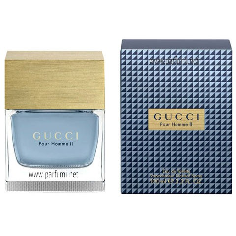 Gucci Pour Homme II EDT парфюм за мъже - 100ml