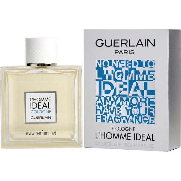 Guerlain L\'Homme Ideal Cologne EDT парфюм за мъже - без опаковка - 100ml