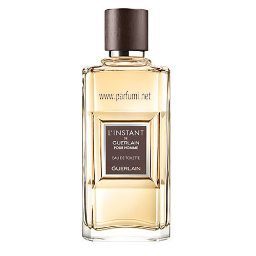 Guerlain L'Instant Homme EDT 2016 parfum for men -without package-100ml