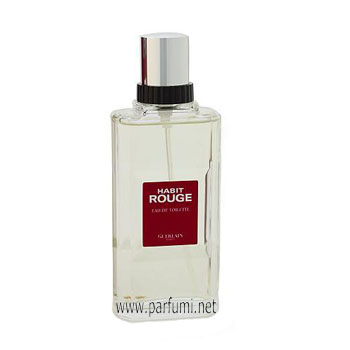 Guerlain Habit Rouge EDT парфюм за мъже - без опаковка - 100ml.