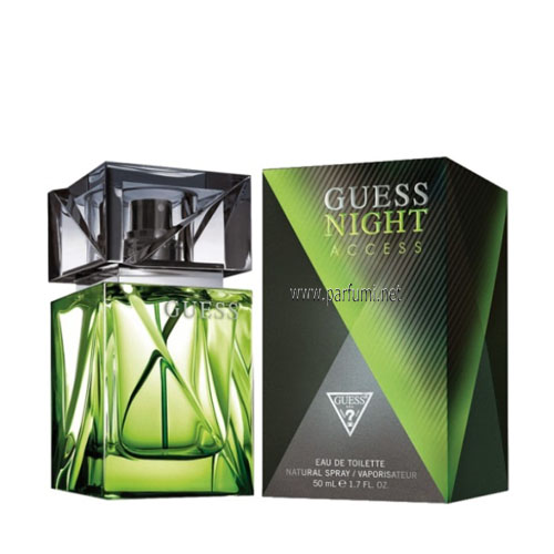 Guess Night Access EDT за мъже - 100ml