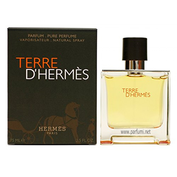 Hermes Terre d'Hermes EDP perfume for men - 200ml