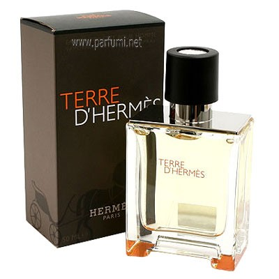 Hermes Terre d'Hermes EDT parfum for men - 100ml