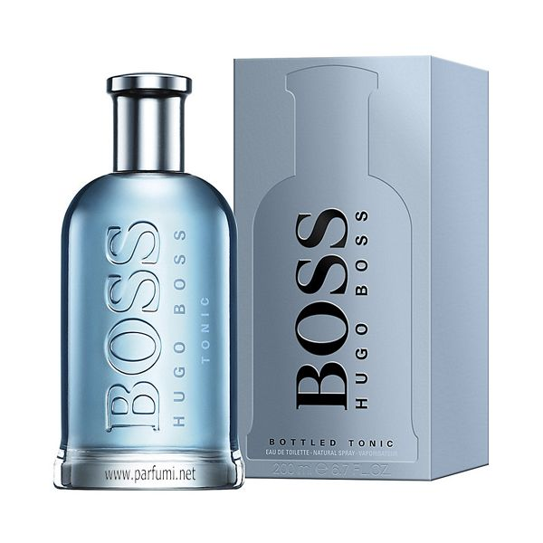 Hugo Boss Boss Bottled Tonic EDT парфюм за мъже - 200ml