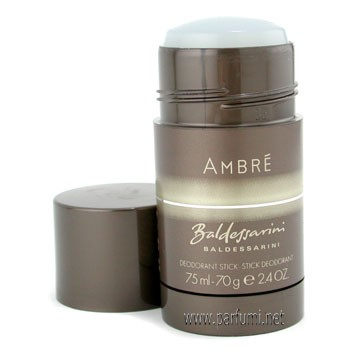 Baldessarini Ambre Deo Stick for men - 75ml