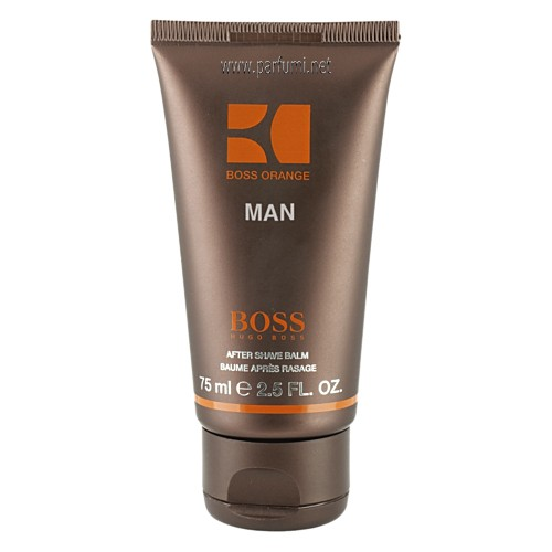 Hugo Boss Boss Orange Aftershave Balsam for men - 75ml