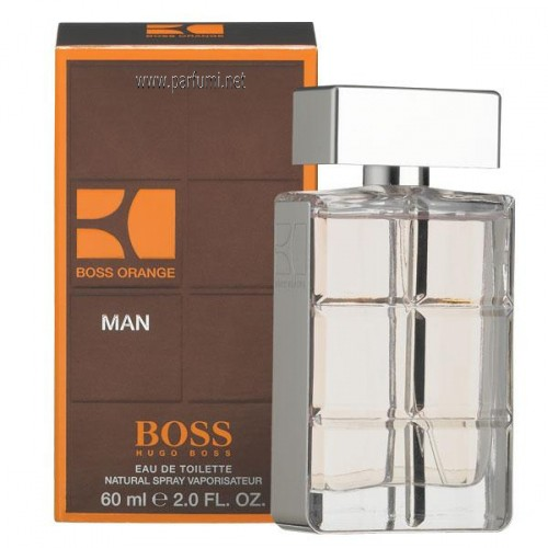 Hugo Boss Boss Orange EDT парфюм за мъже - 100ml