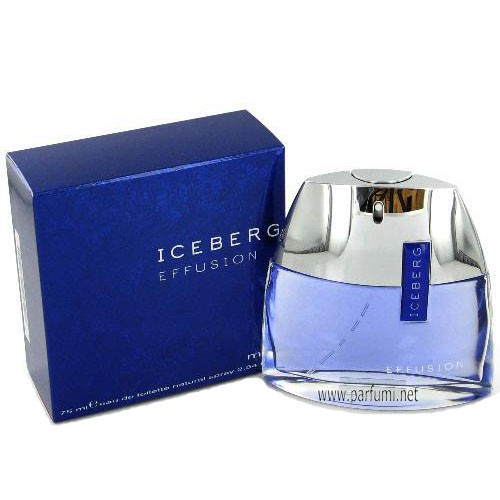 Iceberg Effusion EDT parfum for men - 75ml