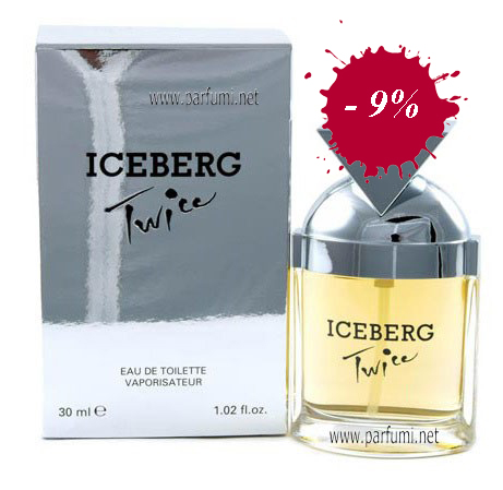 Iceberg Twice EDT за жени - 100ml.