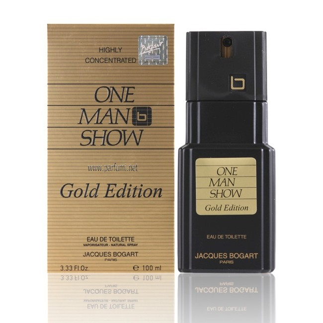 Jacques Bogart One Man Show Gold EDT за мъже - 100ml