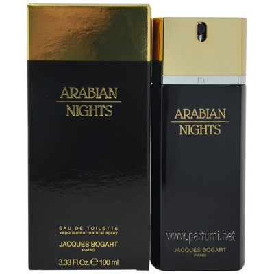 Jacques Bogart Arabian Nights EDT парфюм за мъже - 100ml