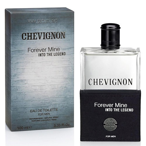 Chevignon Forever Mine Into The Legend EDT парфюм за мъже - 100ml