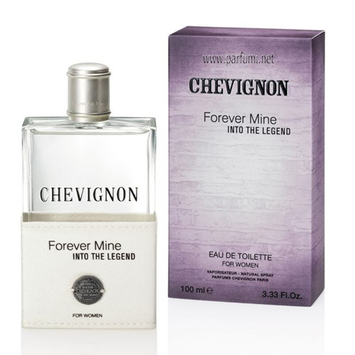 Chevignon Forever Mine Into The Legend EDT парфюм за жени - 100ml