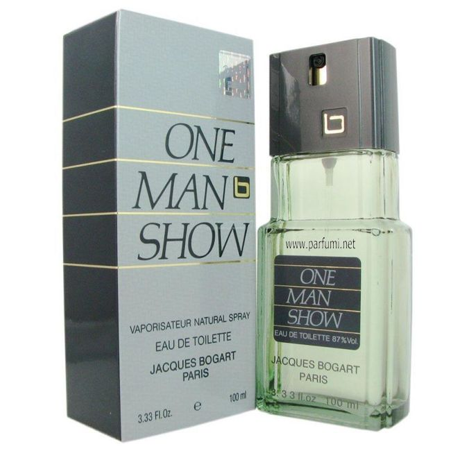 Jacques Bogart One Man Show EDT parfum for men - 30ml