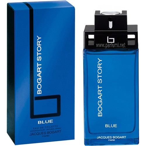 Jacques Bogart Story Blue EDT парфюм за мъже - 100ml