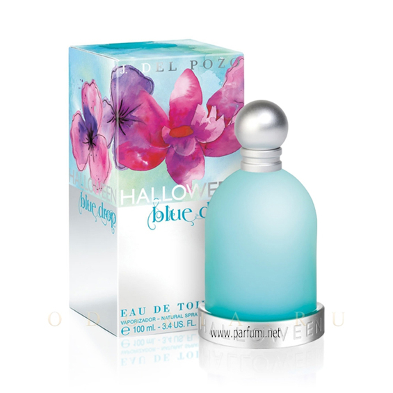 Jesus Del Pozo Halloween Blue Drop EDT за жени - 30ml.
