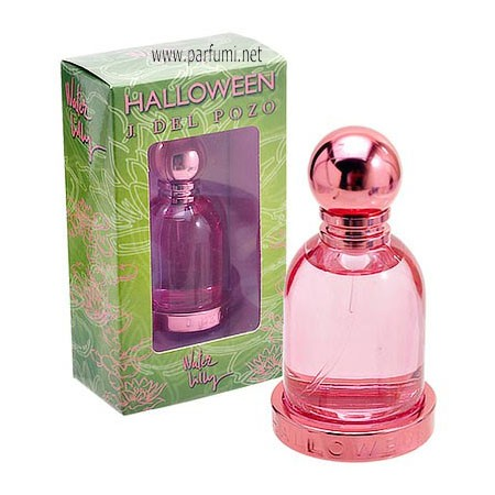 Jesus Del Pozo Halloween Water Lily EDT парфюм за жени - 100мл