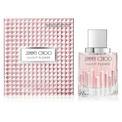 Jimmy Choo Illicit Flower EDT парфюм за жени - 100ml.