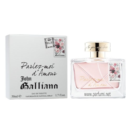 John Galliano Parlez-Moi d'Amour EDT за жени - 50ml