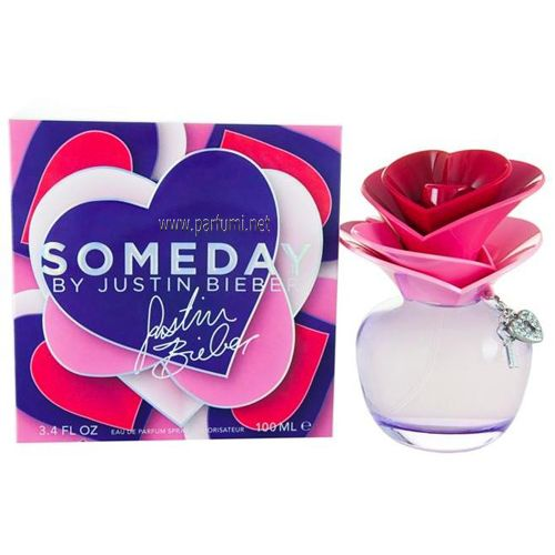Justin Bieber Someday EDP за жени - 100ml
