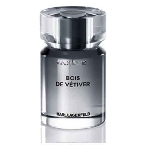 Karl Lagerfeld Bois de Vetiver EDT parfum for men - without package - 100ml